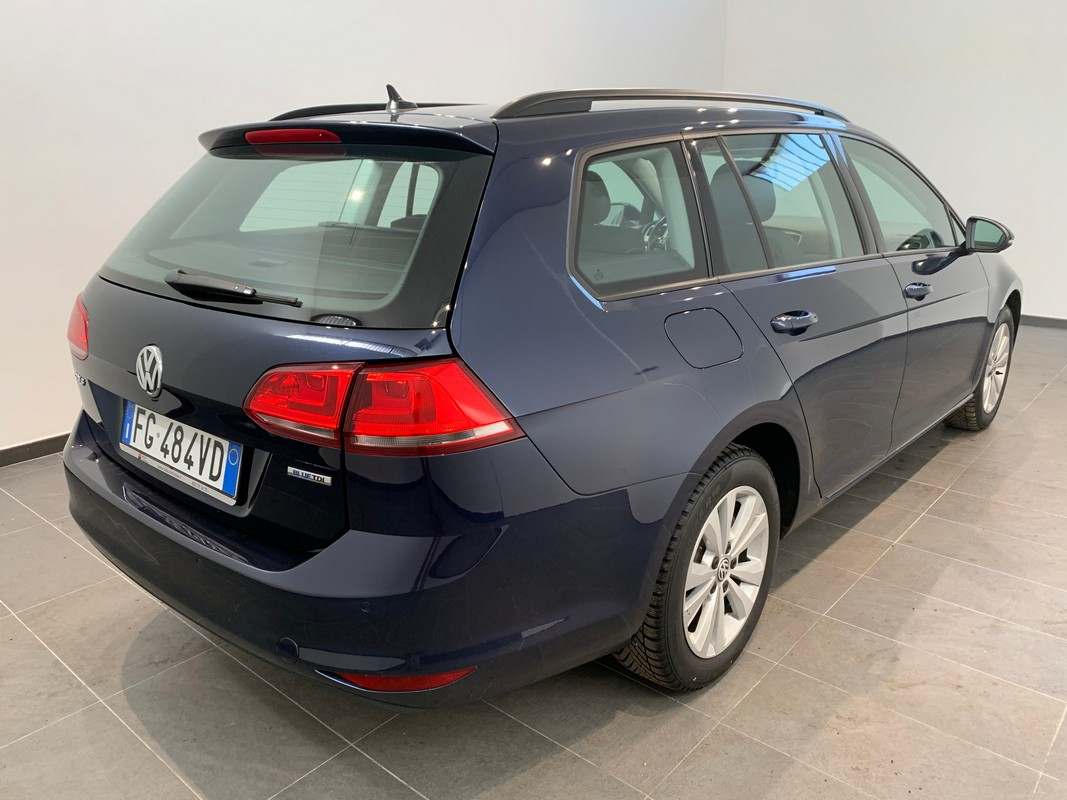 Volkswagen Golf Variant 5