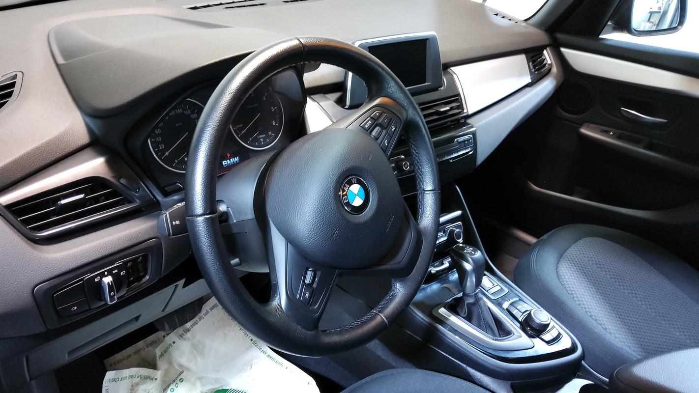 BMW Serie 2 Active Tourer 10