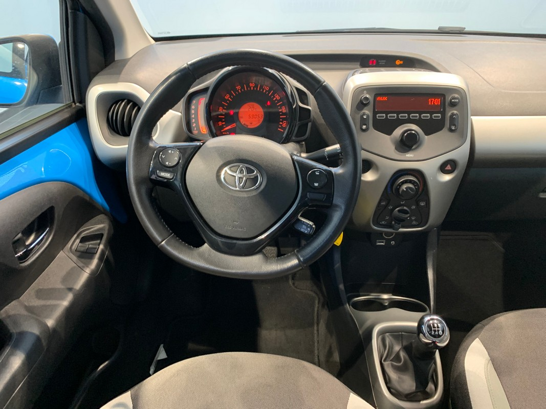 Toyota Aygo 13