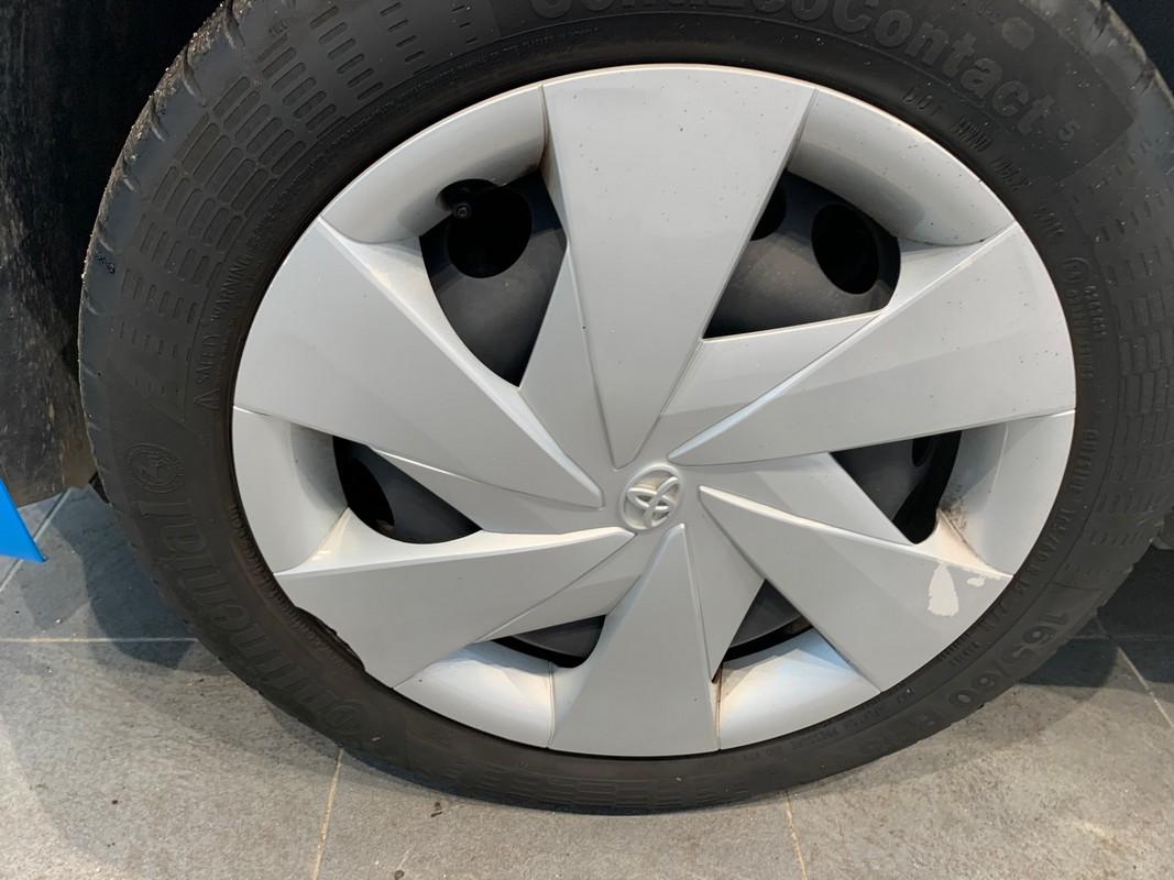 Toyota Aygo 17