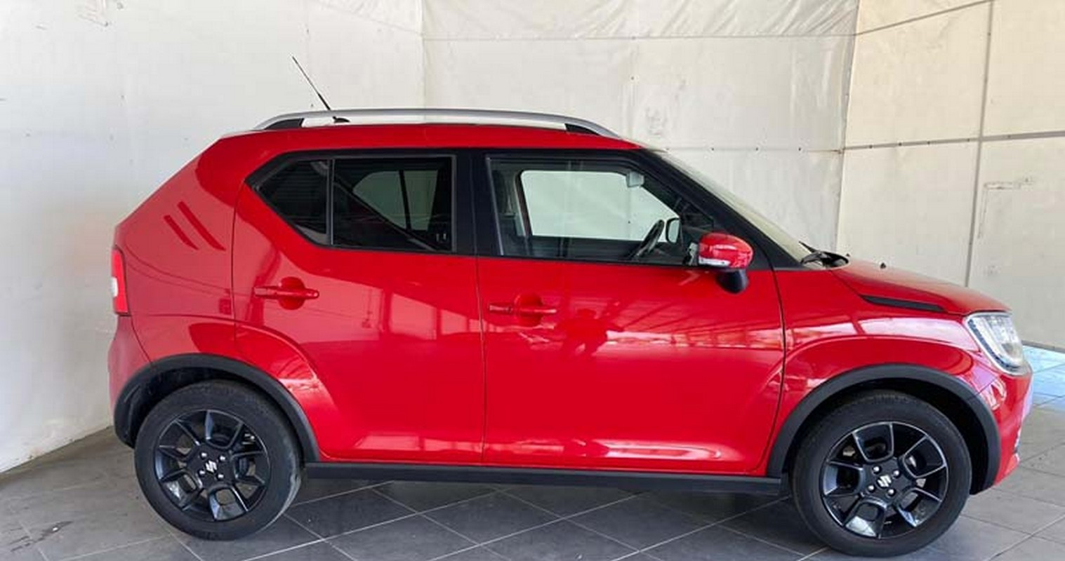 Suzuki Ignis 5