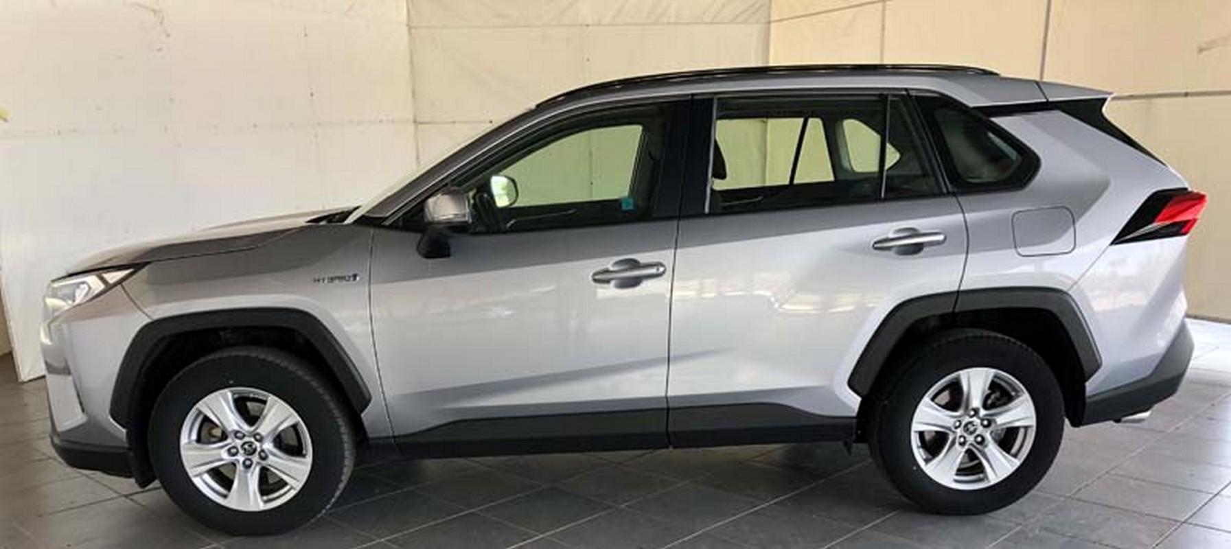 Toyota RAV4 Hybrid 1