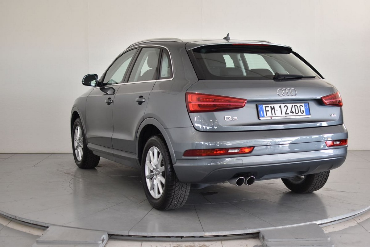 Audi Q3 2