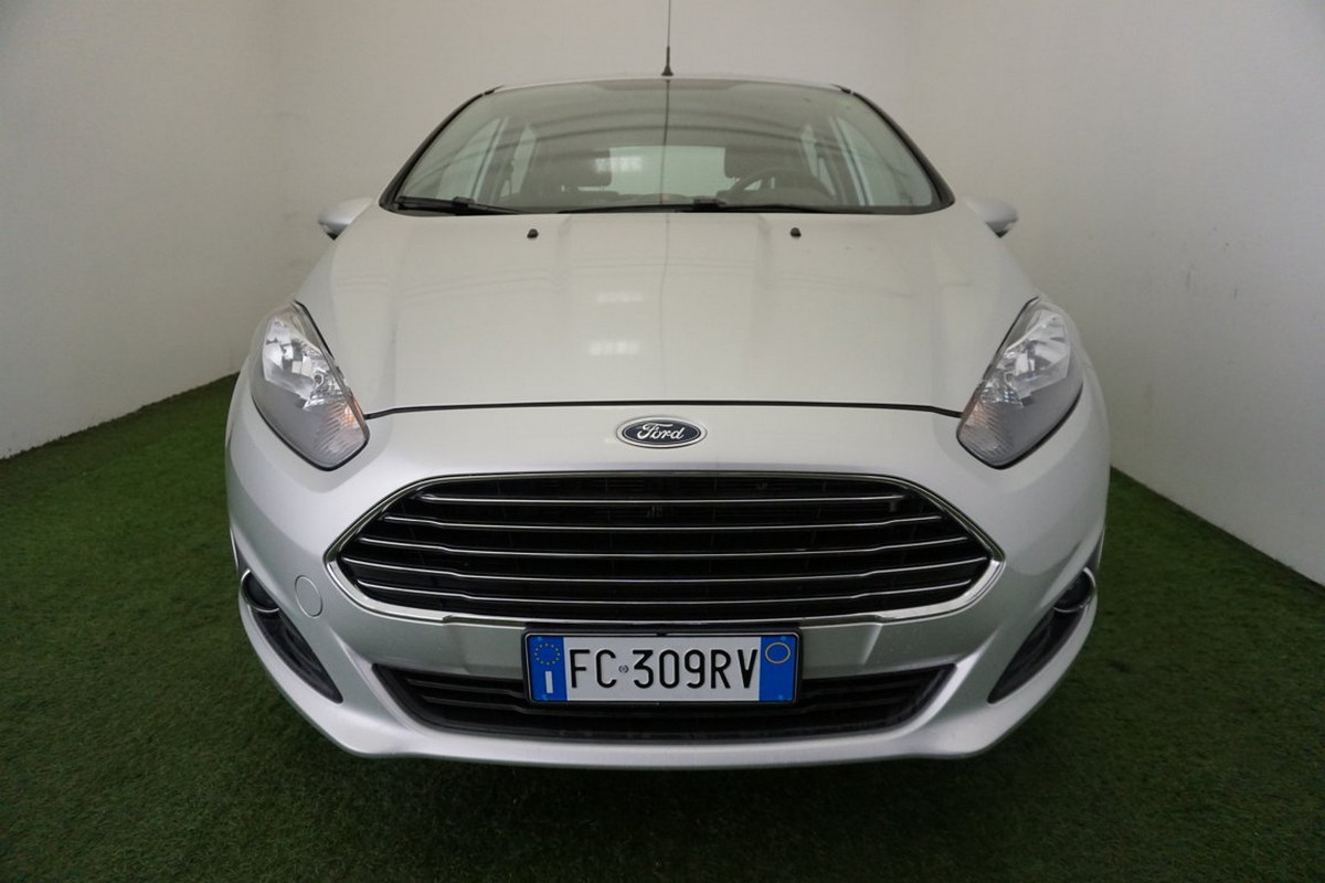 Ford Fiesta 1.0 80 CV 5p. Business 2015 2
