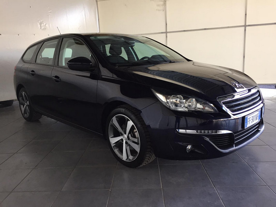 Peugeot 308 SW BlueHDi 120 EAT6 S&S Business Station Wagon 2015 3