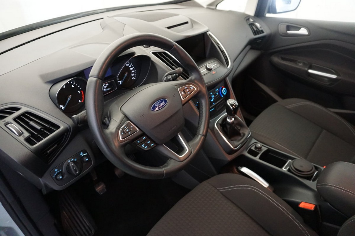 Ford C-Max 1.5 TDCi 120 CV S&S Business 2016 13