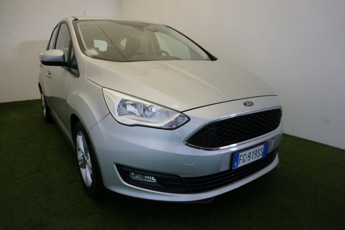 Ford C-Max 1.5 TDCi 120 CV S&S Business 2016 3