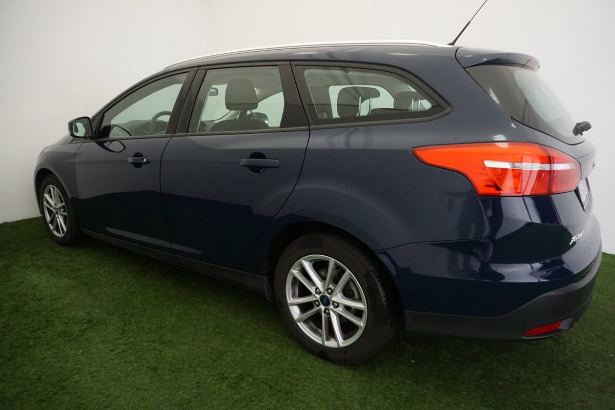 Ford Focus SW Focus 1.5 TDCi 120 CV S&S Business Station Wagon 2015 0