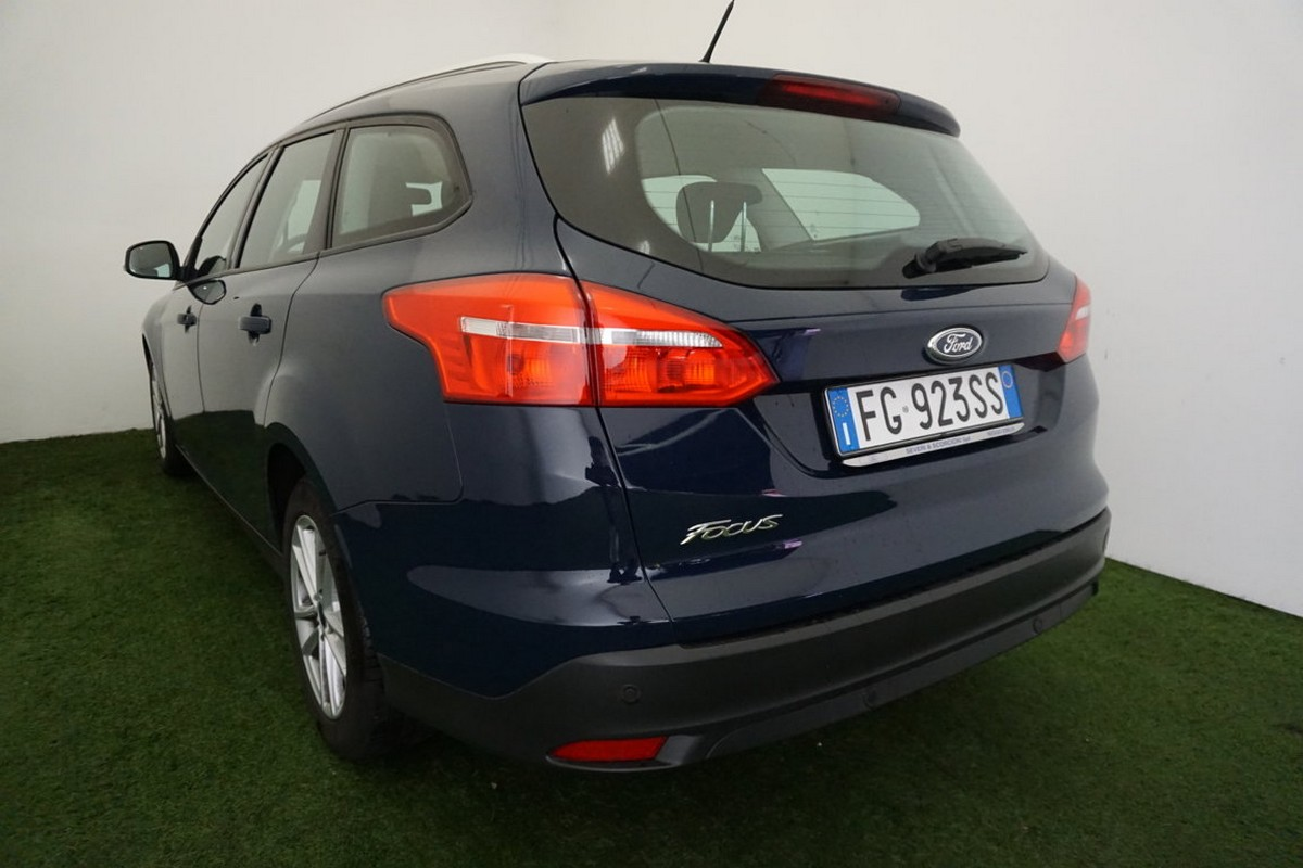 Ford Focus SW Focus 1.5 TDCi 120 CV S&S Business Station Wagon 2015 1