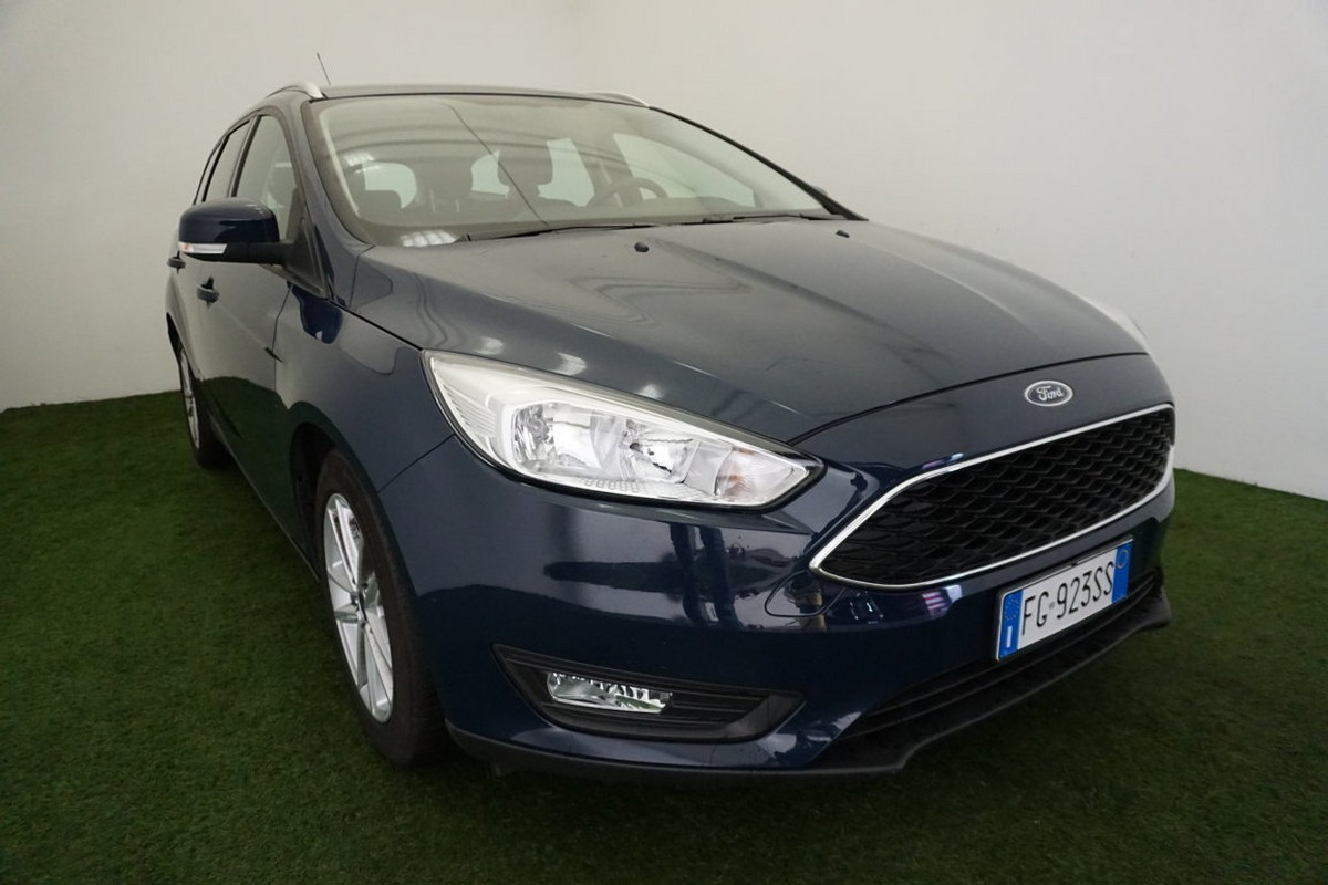 Ford Focus SW Focus 1.5 TDCi 120 CV S&S Business Station Wagon 2015 3