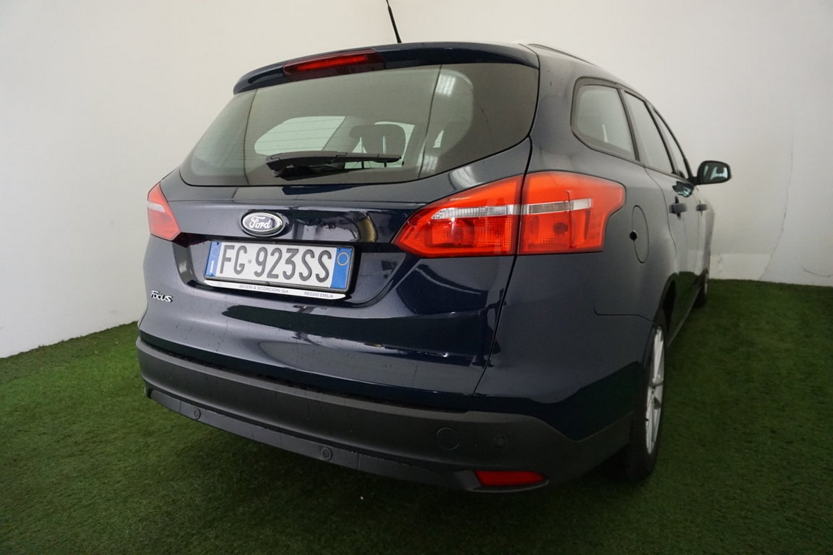 Ford Focus SW Focus 1.5 TDCi 120 CV S&S Business Station Wagon 2015 5
