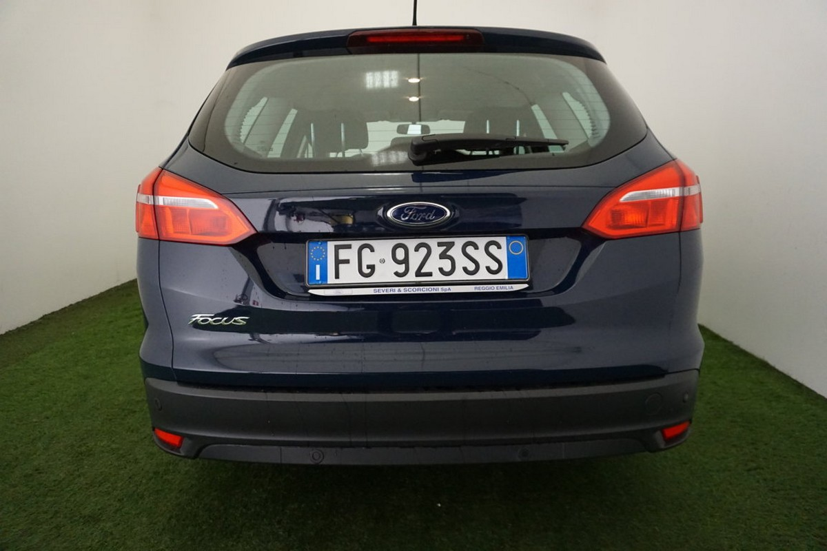Ford Focus SW Focus 1.5 TDCi 120 CV S&S Business Station Wagon 2015 6
