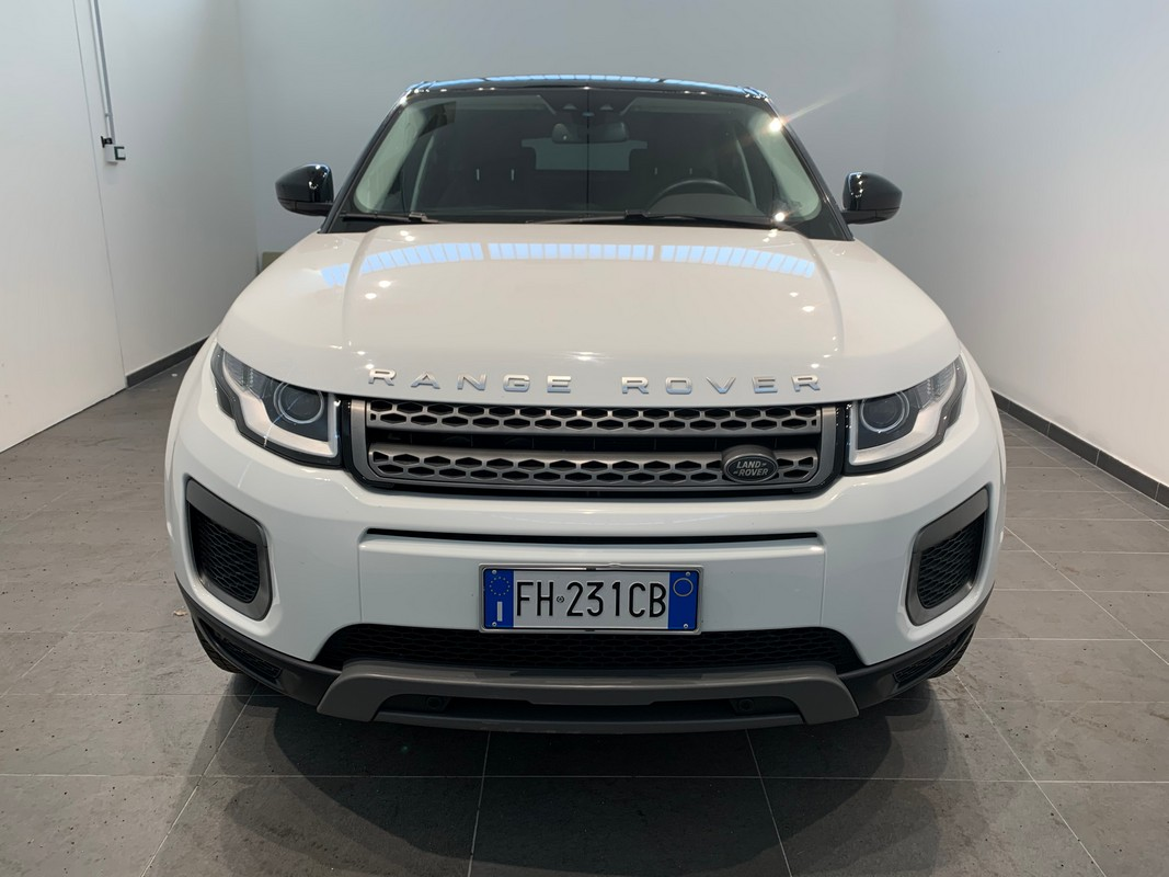 Land Rover RR Evoque 2