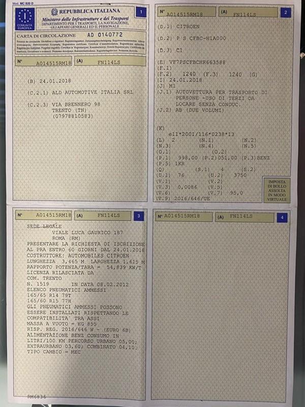 Citroen C1 27