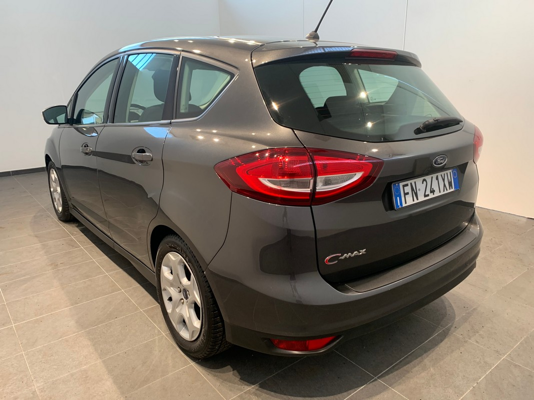 Ford C-Max 1