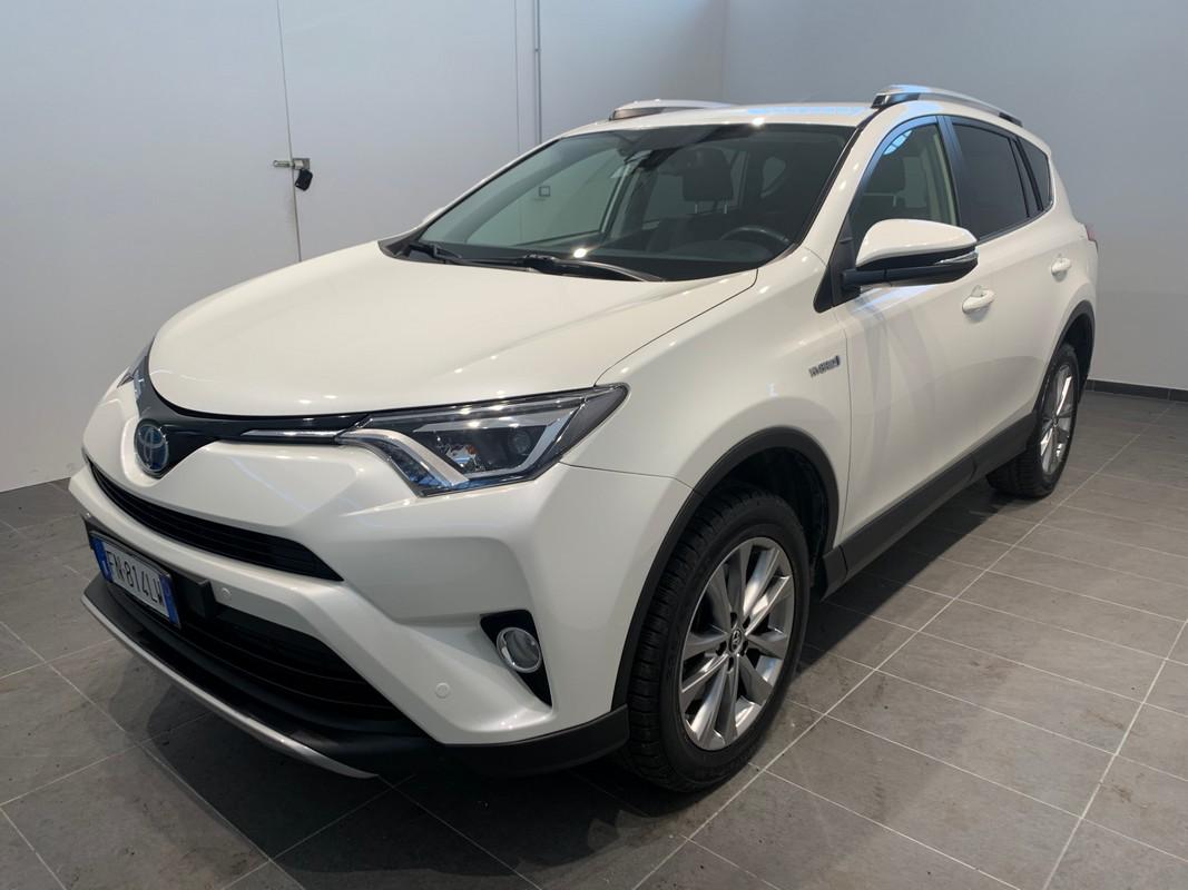Toyota RAV4 Hybrid 0
