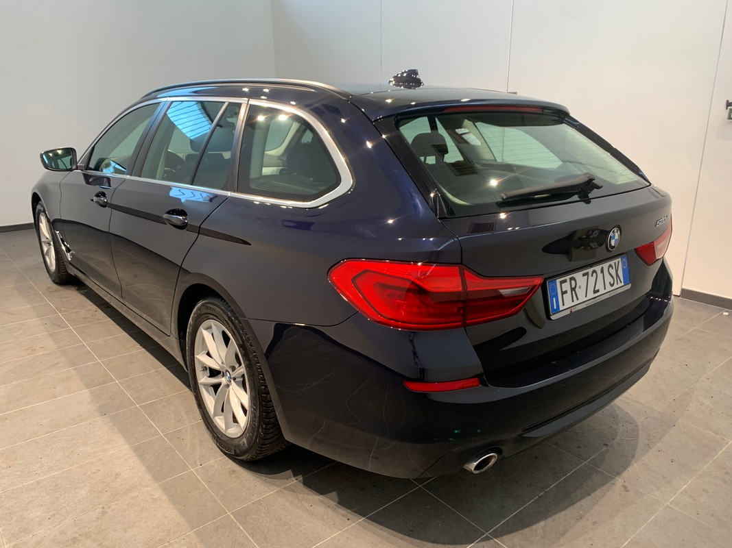 BMW Serie 5 Touring 1
