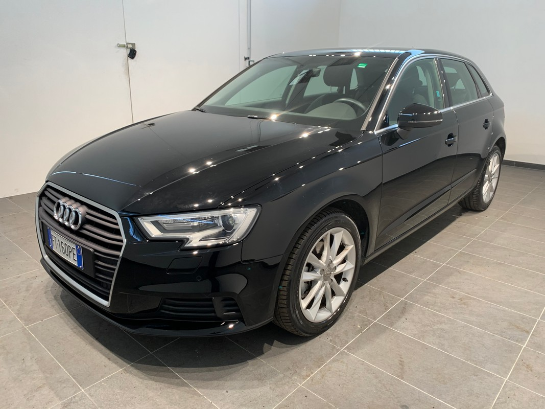 Audi A3 Sportback 0