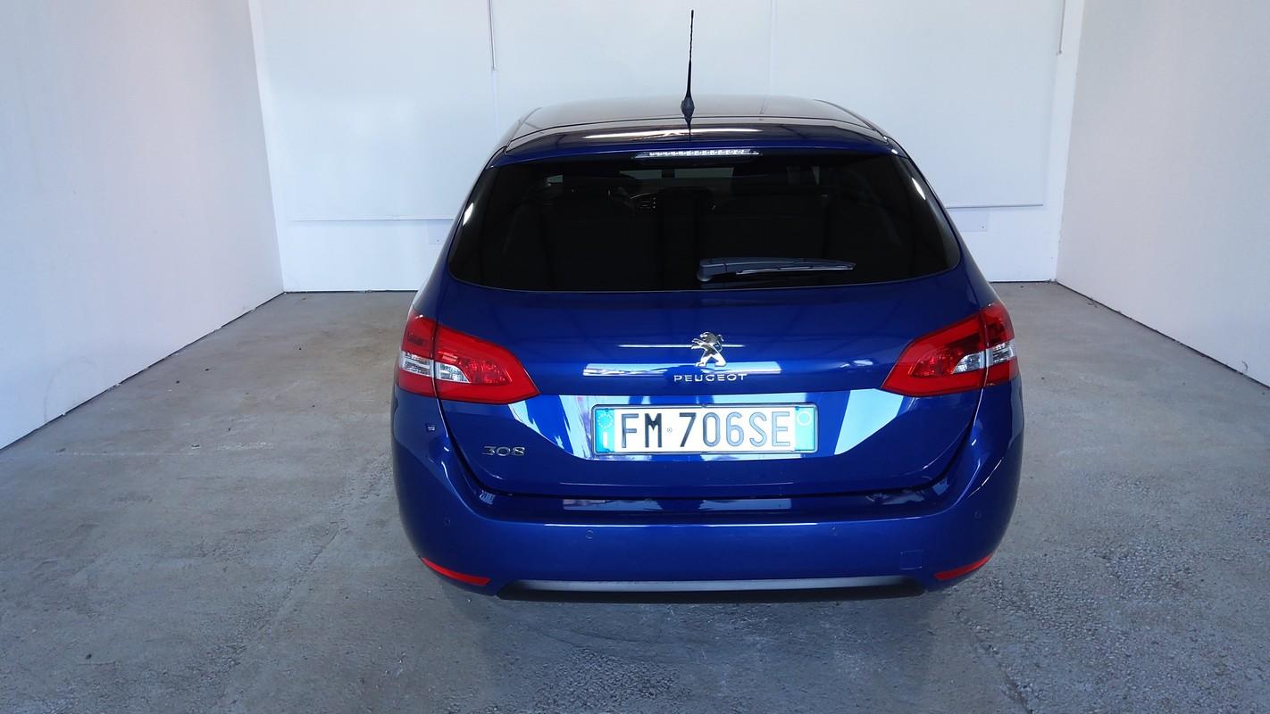 Peugeot 308 SW 5