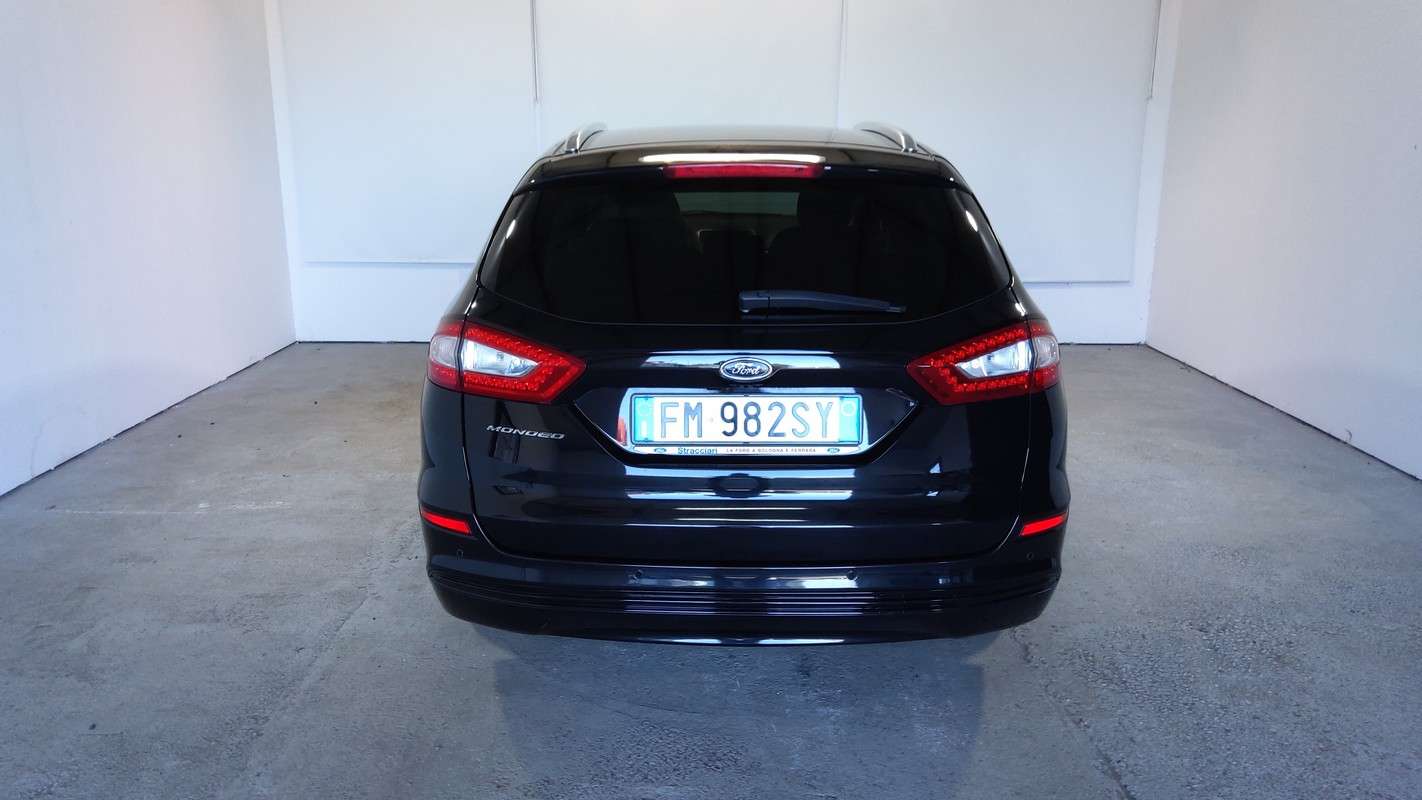 Ford Mondeo SW 5
