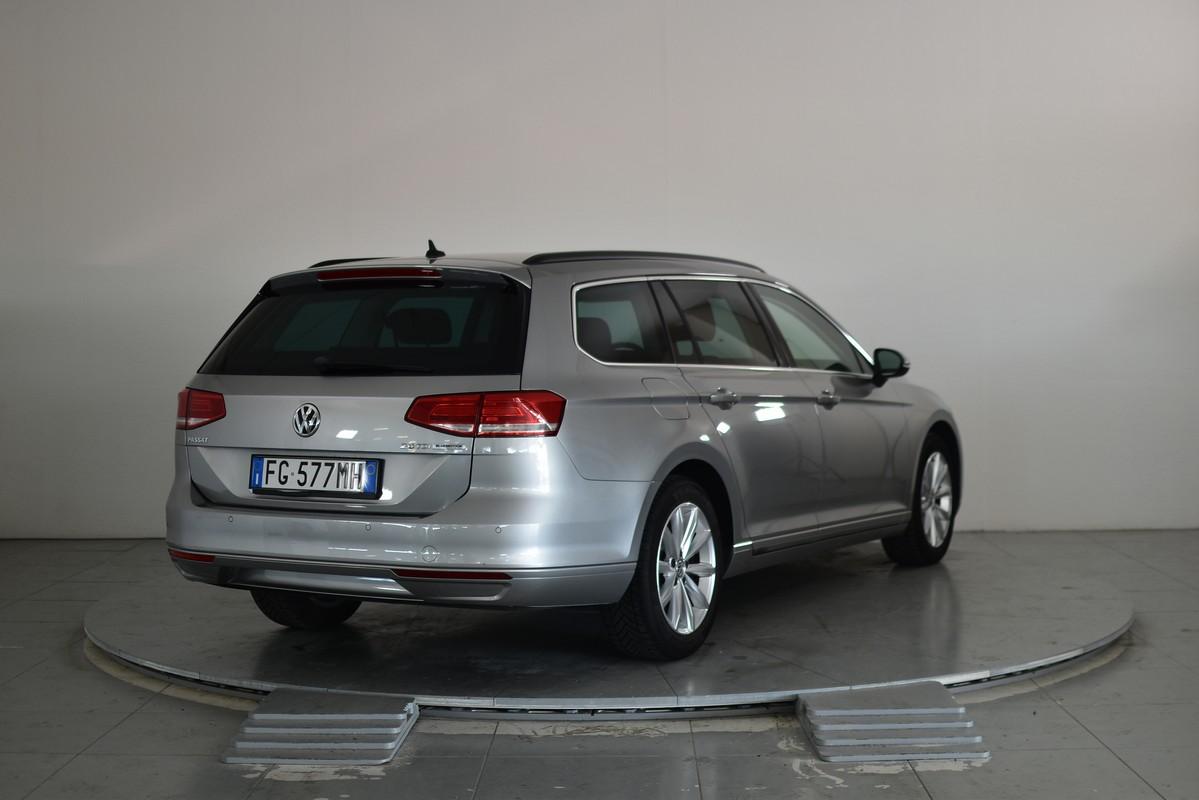 Volkswagen Passat Variant 6