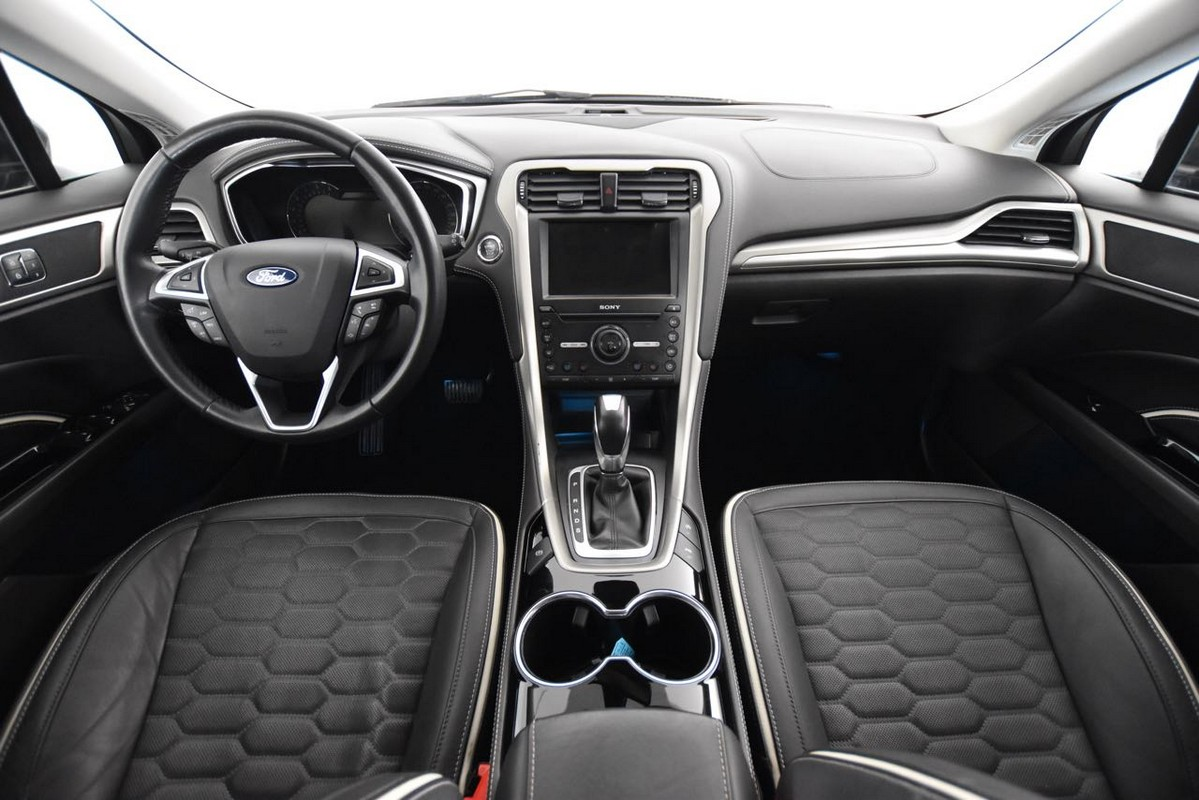 Ford Mondeo SW 15