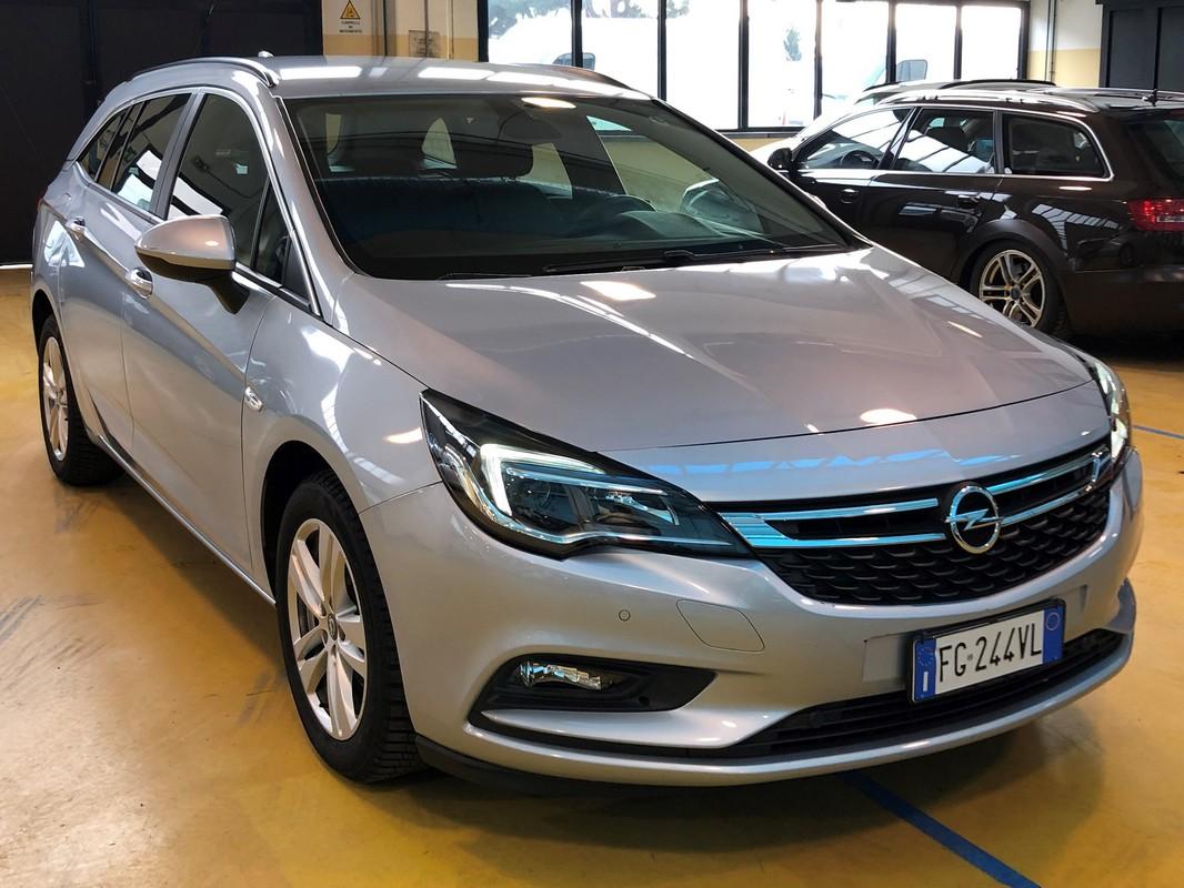 Opel Astra ST 4
