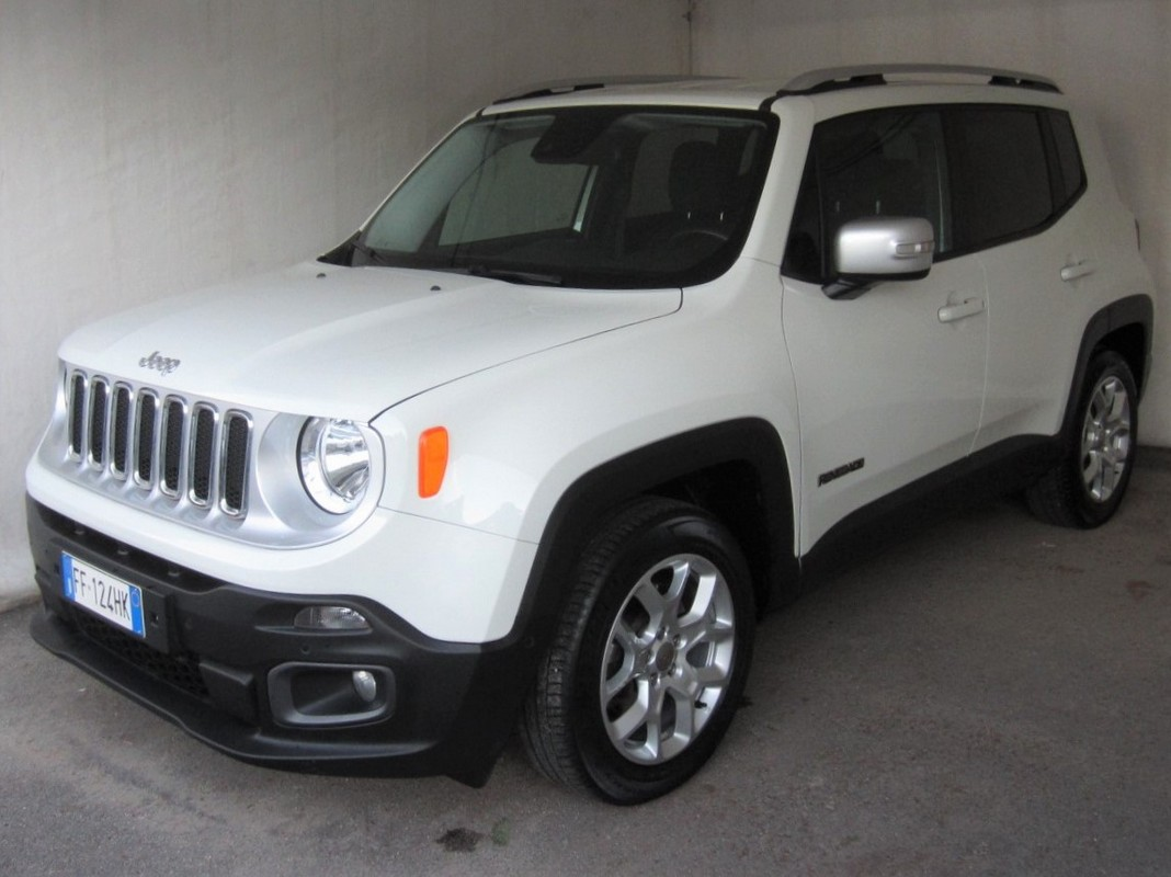 Jeep Renegade 1.6 Mjt 120 CV Limited 2015