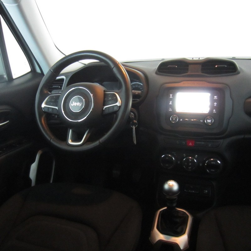 Jeep Renegade 1.6 Mjt 120 CV Limited 2015 9