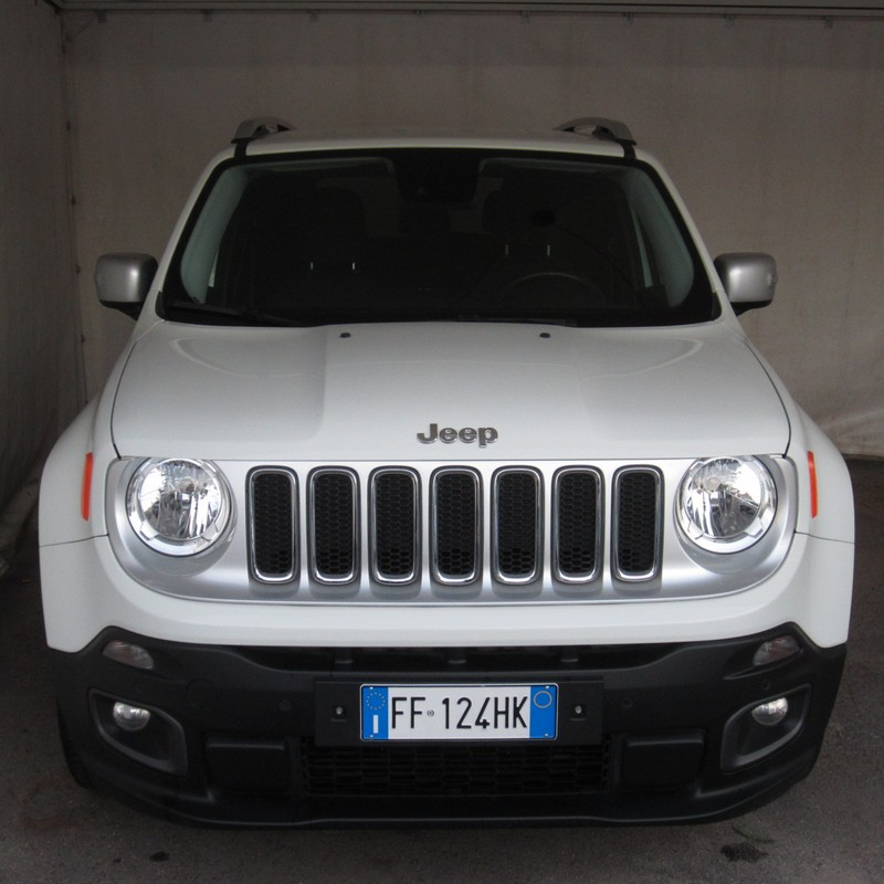 Jeep Renegade 1.6 Mjt 120 CV Limited 2015 1