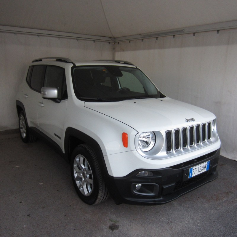 Jeep Renegade 1.6 Mjt 120 CV Limited 2015 2