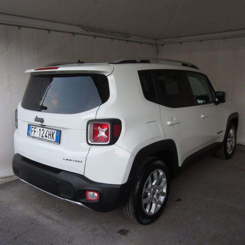 Jeep Renegade 1.6 Mjt 120 CV Limited 2015 3