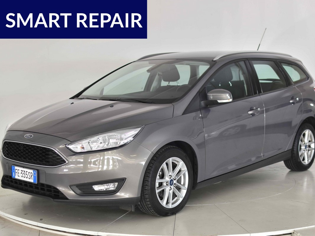 Ford Focus SW 1.5 TDCi 120 CV S&S Business Station Wagon 2014