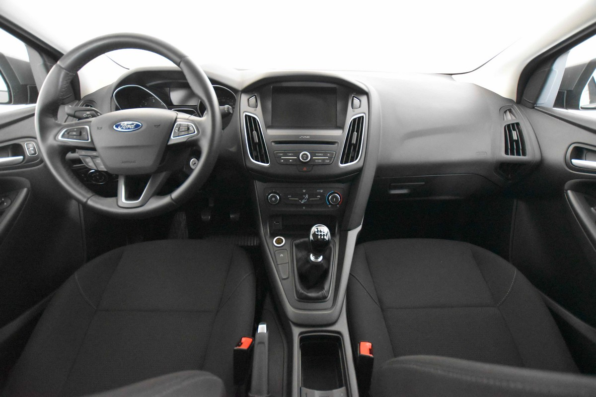 Ford Focus SW 1.5 TDCi 120 CV S&S Business Station Wagon 2014 13