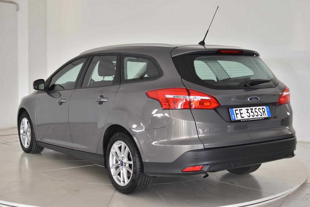 Ford Focus SW 1.5 TDCi 120 CV S&S Business Station Wagon 2014 1