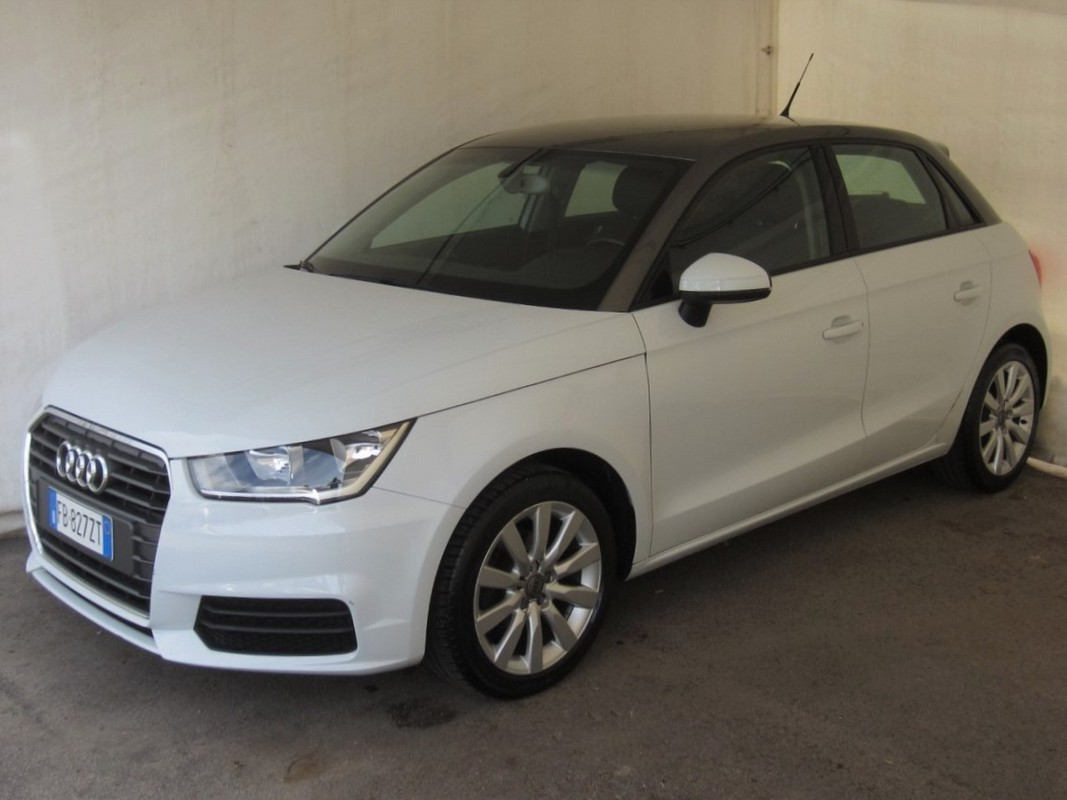 Audi A1 Sportback 1.4 TDI ultra Metal plus 2015