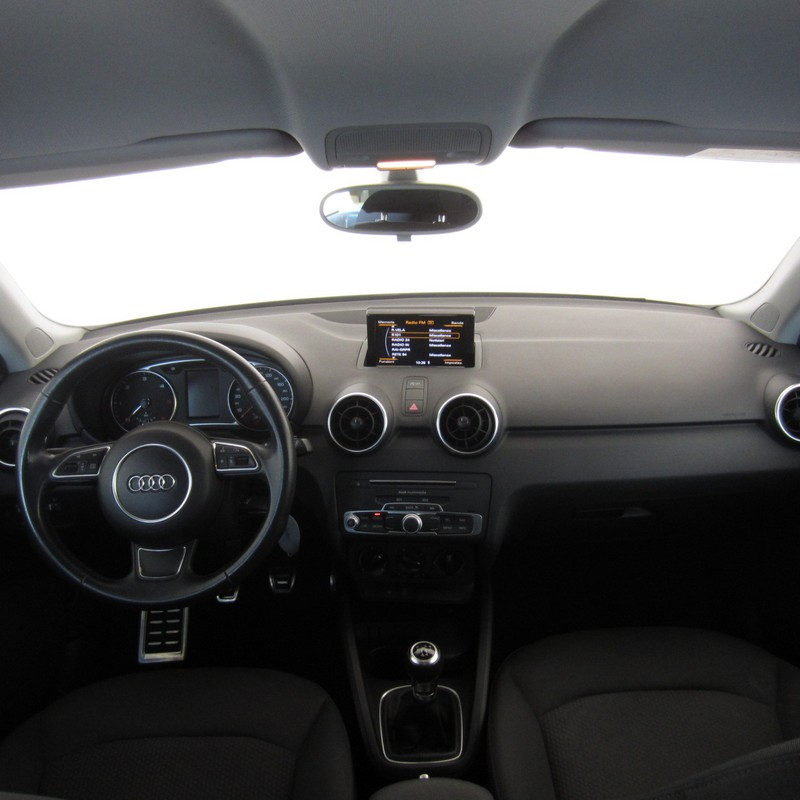 Audi A1 Sportback 1.4 TDI ultra Metal plus 2015 10