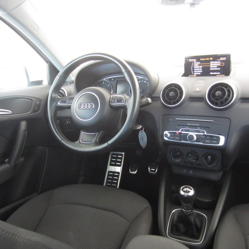 Audi A1 Sportback 1.4 TDI ultra Metal plus 2015 11