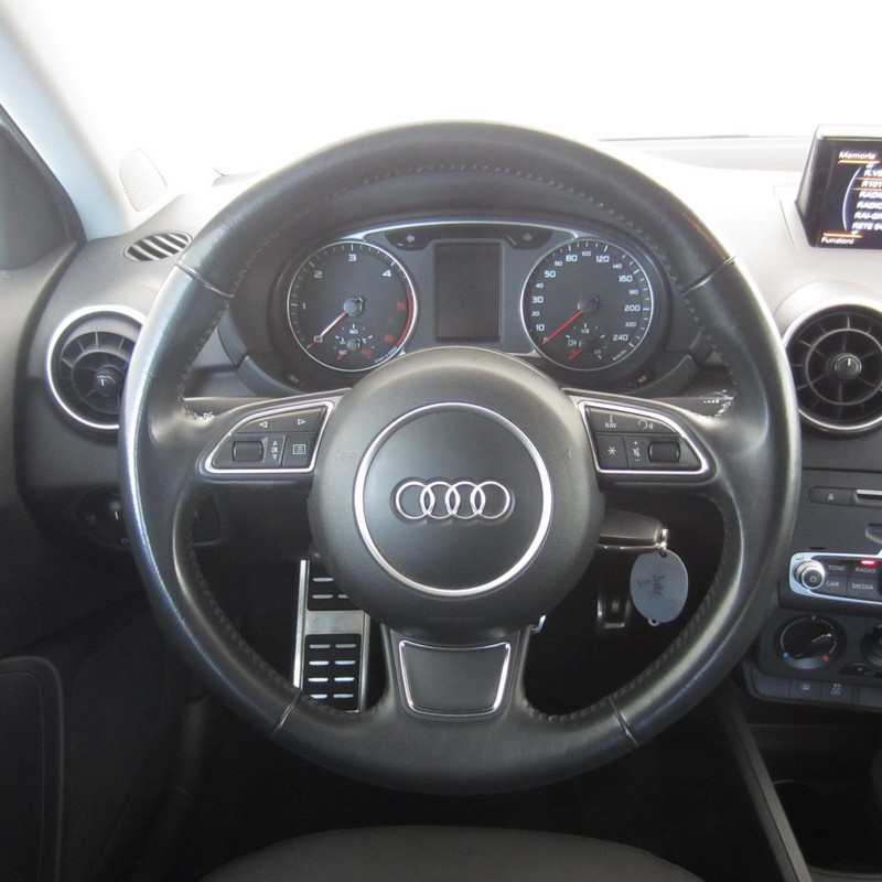 Audi A1 Sportback 1.4 TDI ultra Metal plus 2015 12