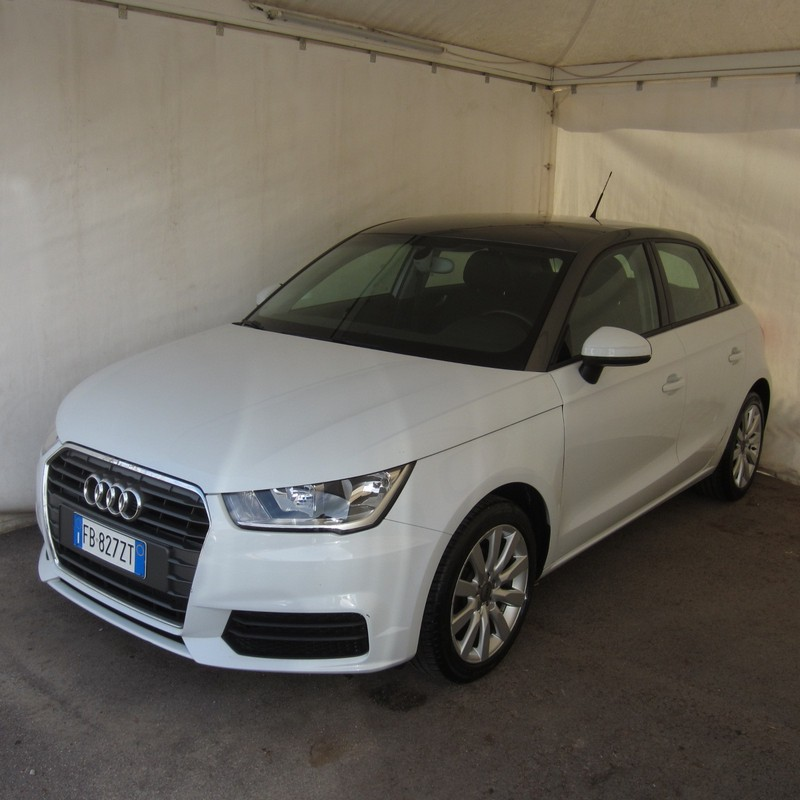 Audi A1 Sportback 1.4 TDI ultra Metal plus 2015 0