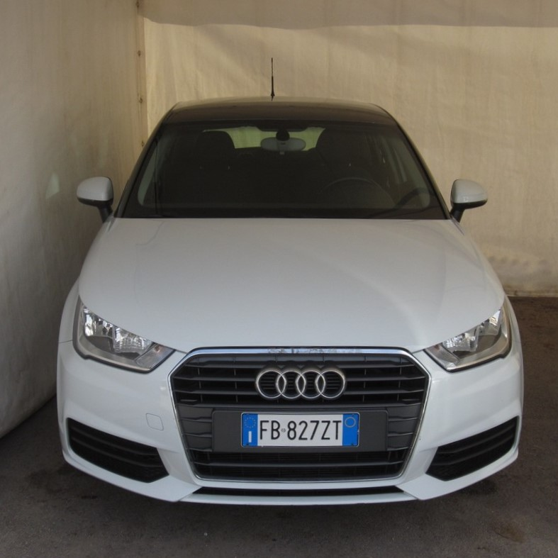 Audi A1 Sportback 1.4 TDI ultra Metal plus 2015 2