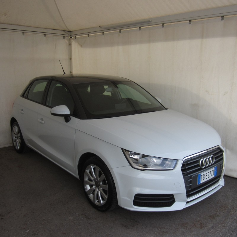 Audi A1 Sportback 1.4 TDI ultra Metal plus 2015 3