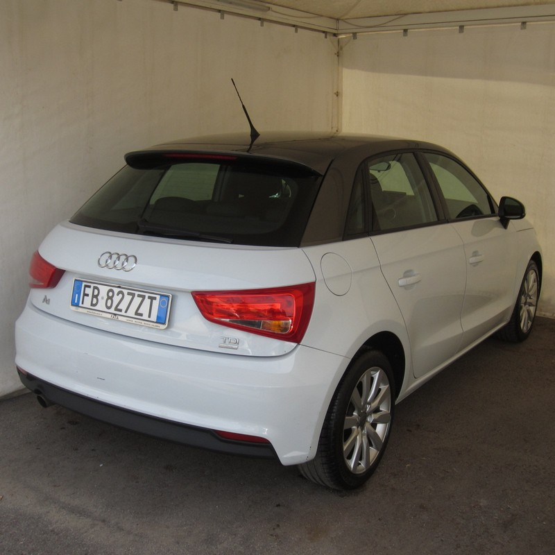 Audi A1 Sportback 1.4 TDI ultra Metal plus 2015 4