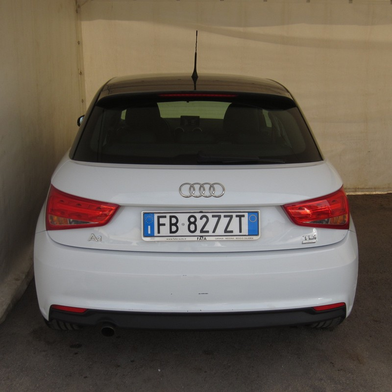 Audi A1 Sportback 1.4 TDI ultra Metal plus 2015 5