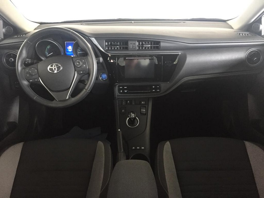 Toyota Auris TS 1.8 Hybrid Business Touring Sports 2017 12