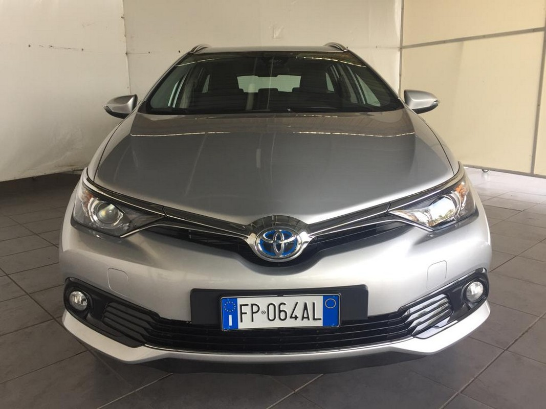 Toyota Auris TS 1.8 Hybrid Business Touring Sports 2017 2