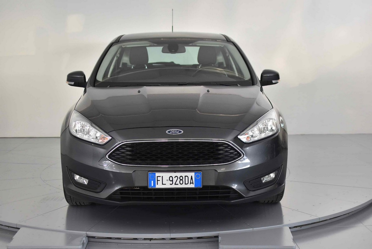 Ford Focus 1.5 TDCi 120 CV S&S Business 2014 2