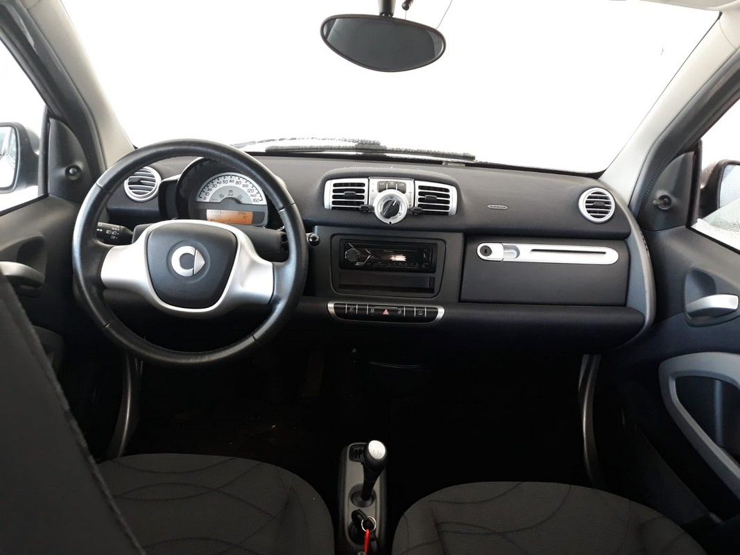 Smart Fortwo 1000 52 kW MHD coupé passion 2010 10
