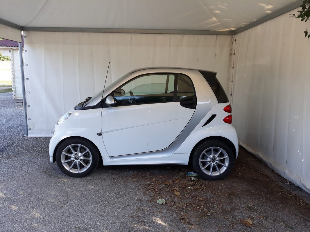 Smart Fortwo 1000 52 kW MHD coupé passion 2010 0
