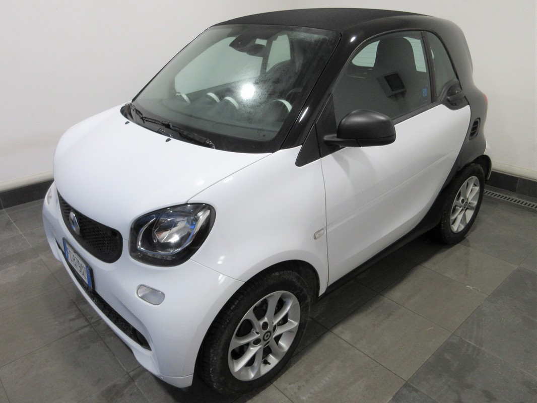 Smart Fortwo 70 1.0 twinamic Youngster 2014